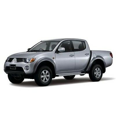 Mitsubishi Triton L200 2006-2015 Workshop Service Repair Manual