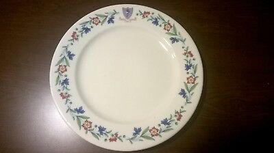 Homestead Virginia Hot Springs 9 1/4 Dinner Plate from 1957 Excellent Condition