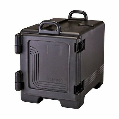 Ultra Pan Carrier, front load, black, polyurethane insulation, Cambro UPC300110