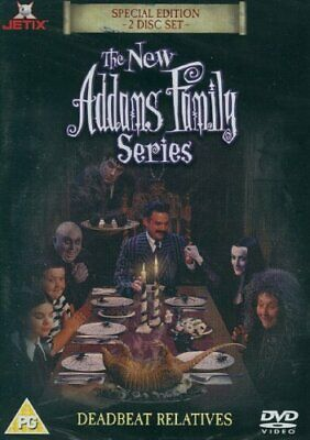 New Addams Family Double Disc [DVD] DVD Highly Rated eBay Seller, Great Prices