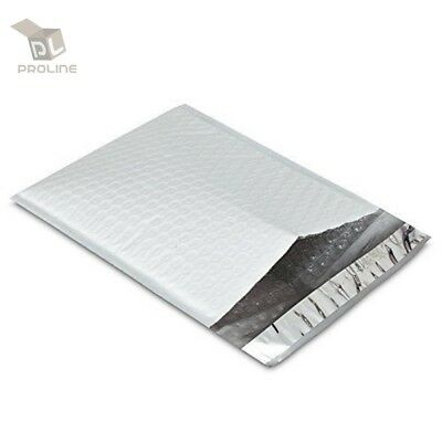 ProLine® 25 Poly Bubble Padded Envelopes Self-Sealing Mailers 10.5x16 (10.5x15)