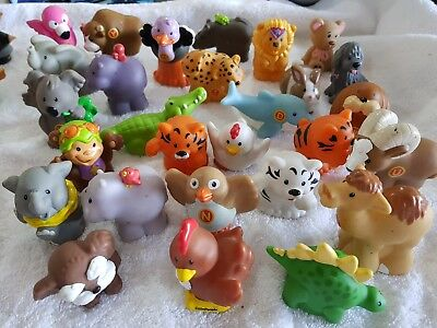 Fisher price LITTLE PEOPLE ANIMAL x 27