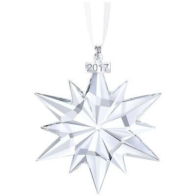 NEW 2017 Swarovski 525789 Annual Edition Christmas Ornament Limited FAST SHIP