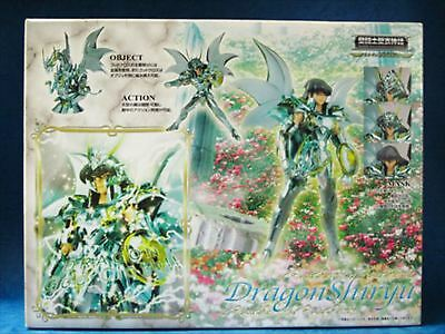 NEW! Saint Seiya Myth Cloth Dragon Shiryu God Cloth Figure Bandai From JAPAN