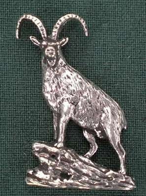 Steinbock Anstecknadel Pin A54 Ibex