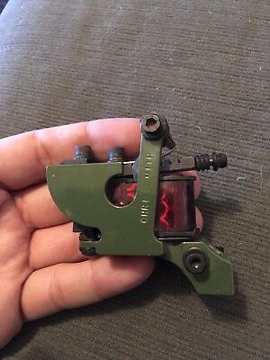 Chris Smith Welded One-Off Liner Tattoo Machine
