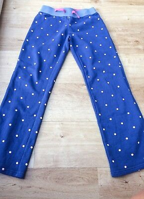 Boden Girls Tracksuit Bottoms Leggings Jogging Trousers Age 11. Hardly worn.