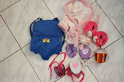 Build A Bear Workshop Clothes & Shoes ~ Hello Kitty Set & Cake & Carrier + More