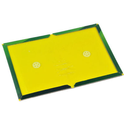 1x Sticky glue board trap for catching insects / creatures / No poison / No bait