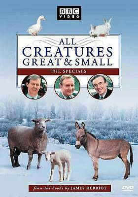 BBC VIDEO-- All Creatures Great & Small - The Specials(DVD)