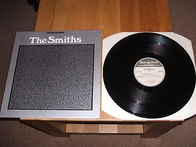 "The Smiths The Peel Sessions 12"" (Mint Vinyl) Morrissey"