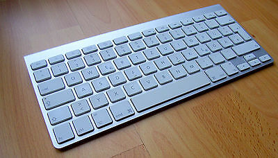 Apple Tastatur, Bluetooth, Model A1255, Keyboard, deutsches Layout, sehr gut erh
