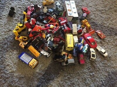 Toy Cars Bundle & Buses