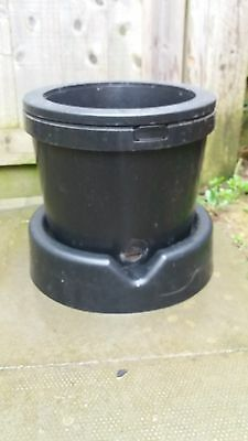 iws flood and drain outer pot innerpot and stand addon module