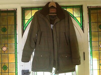 Ladies Schoffel Tweed Field Coat
