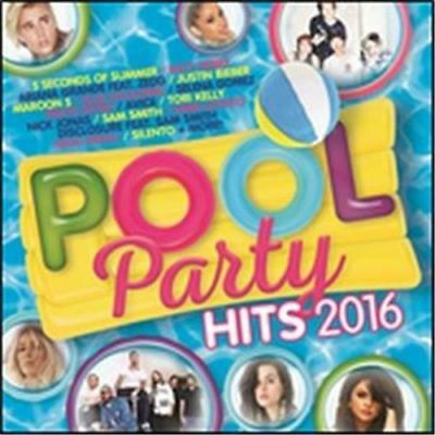 Various Artists - Pool Party Hits 2016 (2Cd) * New Cd