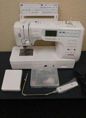 Janome Memory Craft 6600P Computerized Sewing Machine