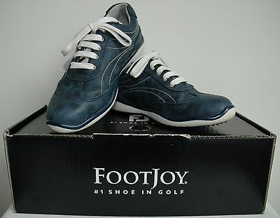 """Golf: chaussures femme FootJoy, modèle """"Lopro Casual"""" spikeless"""