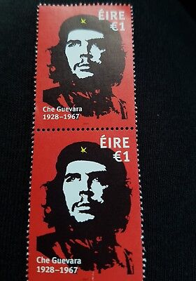 Che Guevara Irish Stamps