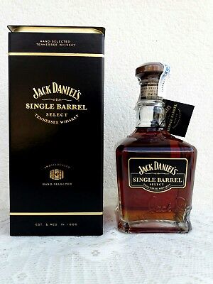 Whisky Jack Daniels - Single Barrel 70cl 45% with box