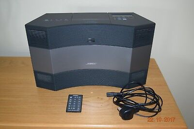 Bose Acoustic Wave Music System Cd 3000