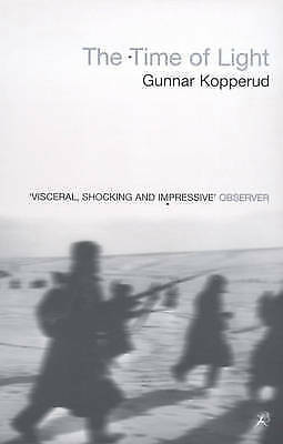 The Time of Light by Gunnar Kopperud (Paperback, 2001)