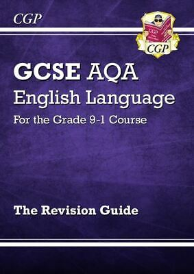 GCSE AQA English language for the grade 9-1 course. The revision guide by Emma