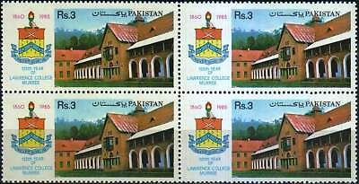 Pakistan Stamps 1985 Lawrence College Murree MNH