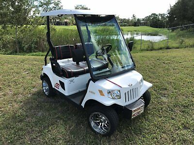 2010 Tomberlin Emerge 48SS Golf Cart