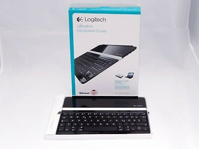 Logitech Ultrathin Keyboard Cover für iPad 2, iPad (3. und 4. Generation)