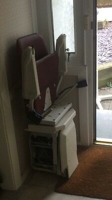 Stannah Stairlift 400 Fully Working Serviced Every 6 Months ONO