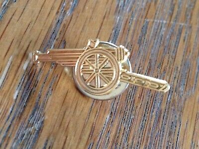 Arsenal Cannon Pin
