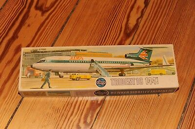 Airfix Trident and 2x DC-9 KLM 1/144