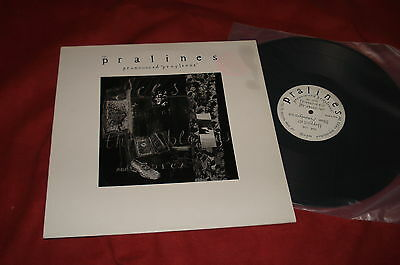 "THE PRALINES Trains 12"" INDIE"