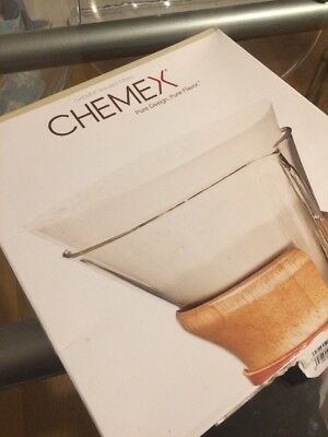 100 Chemex Full Circle Bonded Filters (for 4-13 Cups)