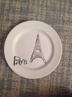 paris wedgewood pottery collectors plate