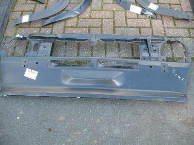 Ford Fiesta Mk1 new complete front panel
