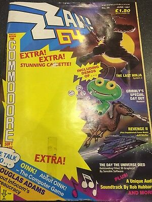 Zzap 64 Issue No.26 June 1987