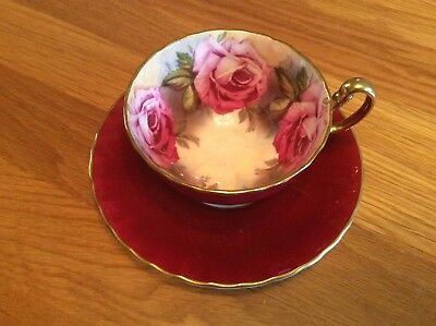 Antique Aynsley. bone China cup and saucer