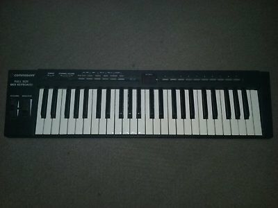 Commodore MIDI keyboard