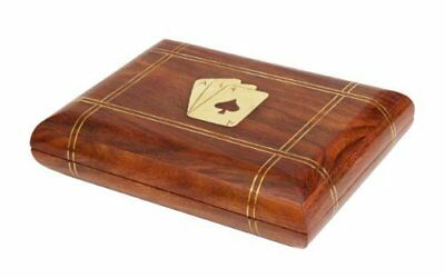 Christmas Gifts Sale Exquisite Hand Crafted Decorative Wooden Double Playing Box