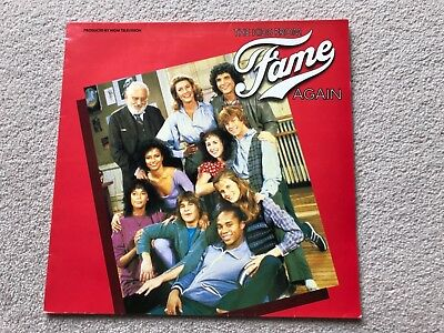The Kids from Fame Again soundtrack on Vinyl