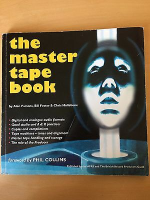 The Master tape book