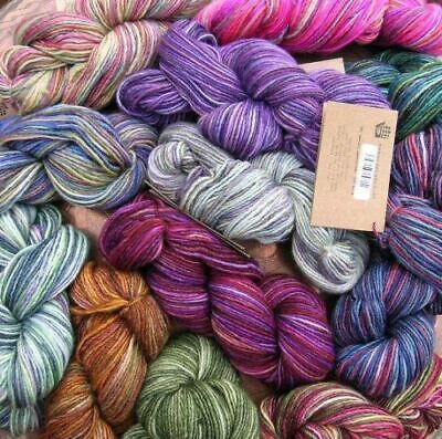 Manos del Uruguay SILK BLEND DK 50g Assorted Colours