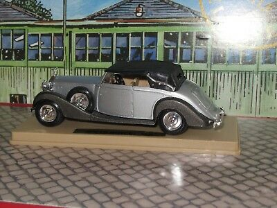SOLIDO AGE D'OR ROLLS ROYCE 1939 No. 46 SCALE 1:43