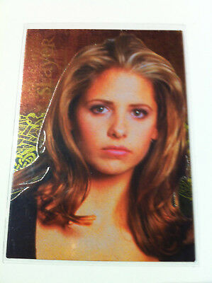 Buffy the Vampire Slayer Foil Chase Card S6