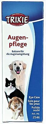2546 Trixie Pet Eye Care Drops 50ml - Dog Cat Rabbit