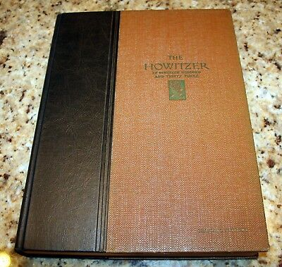 1933 Howitzer Yearbook US Military Academy West Point VNC