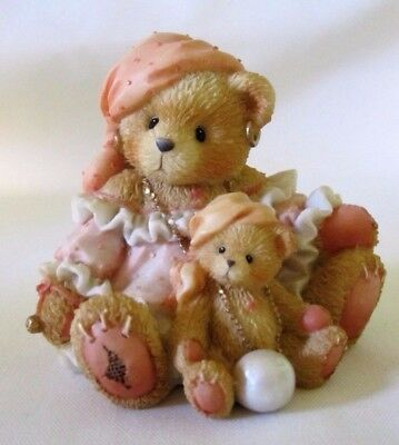 Cherished Teddies CARRIE The Future Beareth All Things Fortune Teller 141321