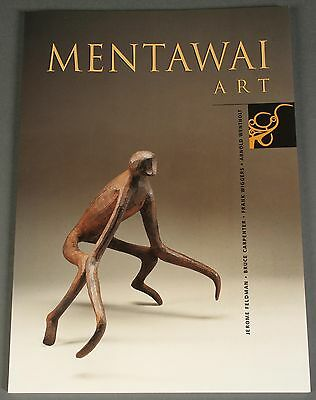 Catalog: Mentawai Art, Feldman, Carpenter, Wiggers etc Rare Book New